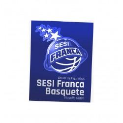 Álbum de Figurinhas - Sesi Franca